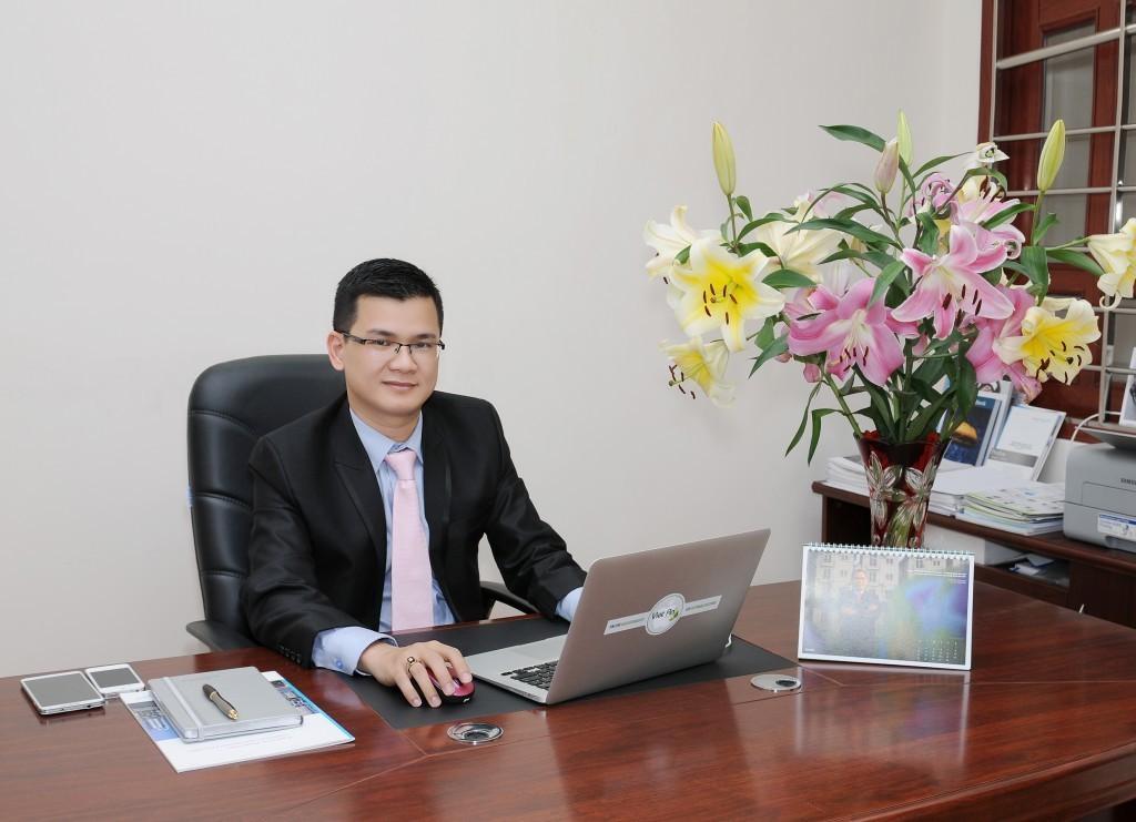 CEO Nguyễn Hoài Thi