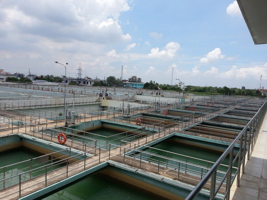 Cung cấp, lắp đặt 12 thiết bị giám sát độ đục cho 12 bể lọc của Nhà Máy Nước Tân Hiệp – Tổng Công Ty Cấp Nước Sài Gòn.