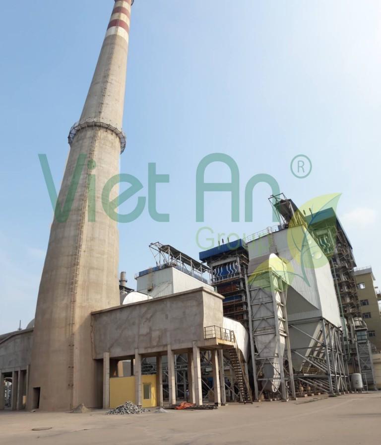 Lắp đặt thành công công trình giám sát khí thải ống khói công nghệ In- Situ tại nhà máy Đạm và Hóa chất Hà Bắc
