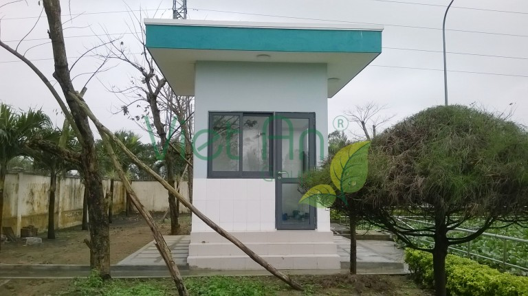 Lắp đặt TQT nước thải tự động tại KCN Điện Ngọc-Quảng Nam