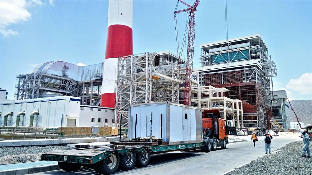 Tăng tốc tại dự án TQT nhiệt điện Vĩnh Tân 1