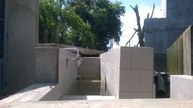 Trạm quan trắc chất lượng nước thải Công ty TNHH sản xuất Giấy Thuận An
