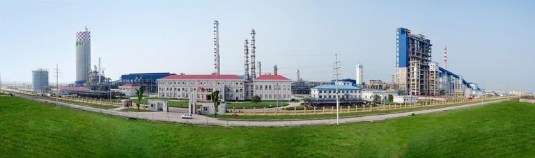Trạm quan trắc nước thải tự động Công ty TNHH MTV Đạm Ninh Bình