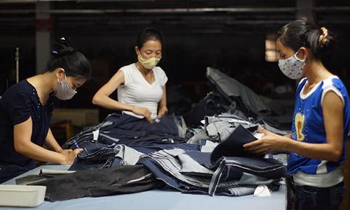 Trạm quan trắc nước thải tự động Cty TNHH May mặc quốc tế Việt – Hsing