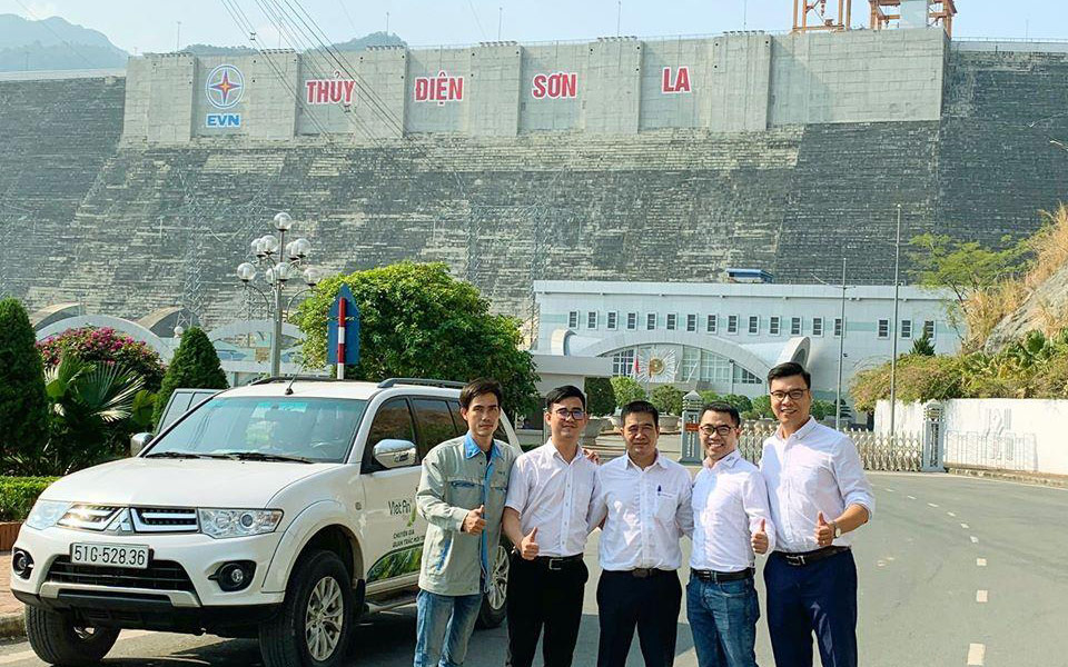 Installation of waste water monitoring system for the largest hydropower plant in Vietnam